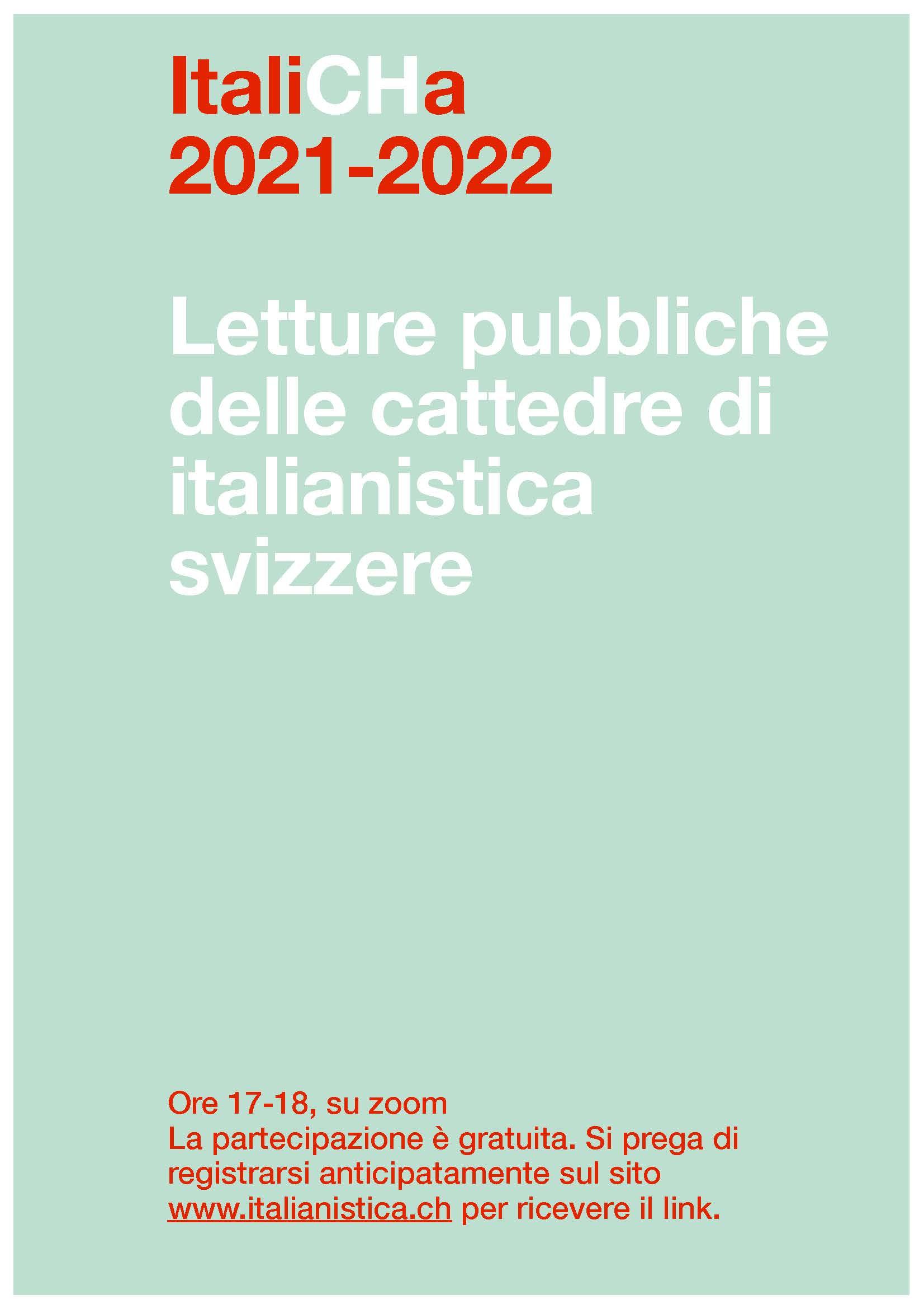 letture pubbliche 21/22
