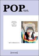 Book cover picture Pop und die Ökonomie des Massenoriginals