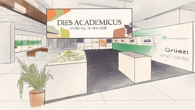 Virtueller Dies academicus 2020