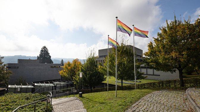Pride Month @ HSG
