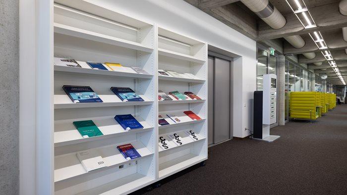 Neu in der HSG-Bibliothek